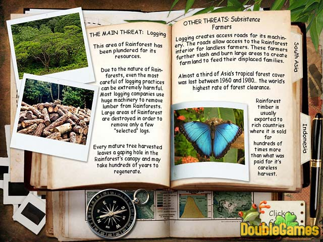 Free Download EcoRescue: Project Rainforest Screenshot 2