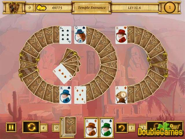 Free Download Egypt Solitaire Match 2 Cards Screenshot 3