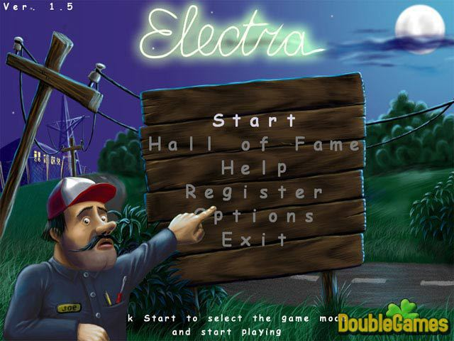 Electra Game Download for PC