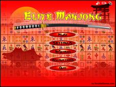 Elite Mahjong - Hurry to play Elite Mahjonhg!