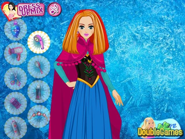 Elsa Hairstyles Games 15