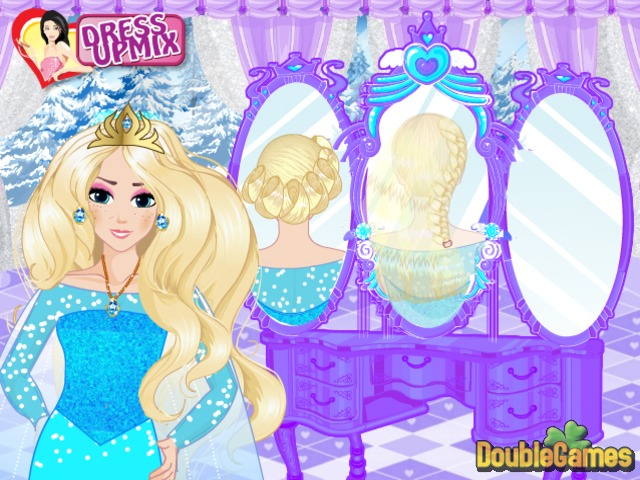 Elsa Hairstyles Games 28