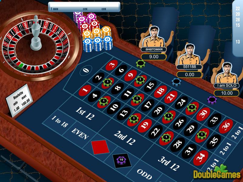European Roulette Free Online Games: Free European Roulette