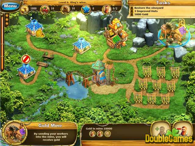 Free Download Fable of Dwarfs Screenshot 3