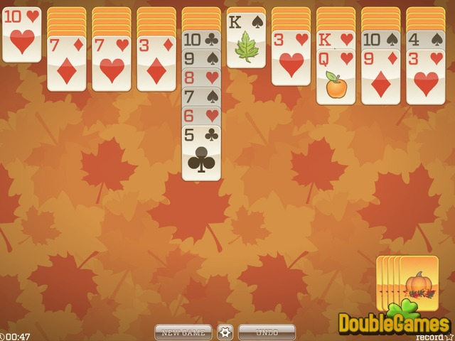 Free Fall Solitaire Screenshot 3