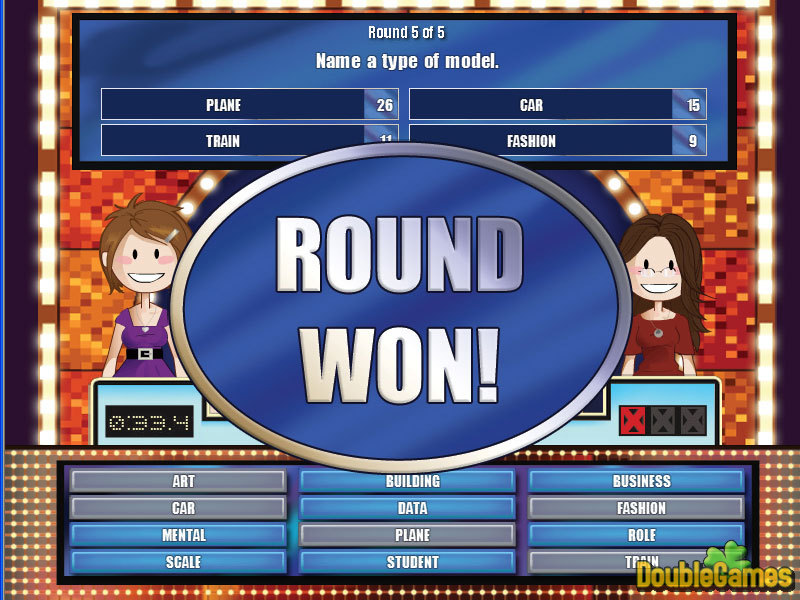Family feud game template beautiful download free website.