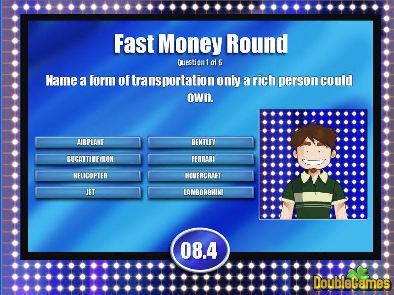 family feud online multiplayer game, Modern powerpoint
