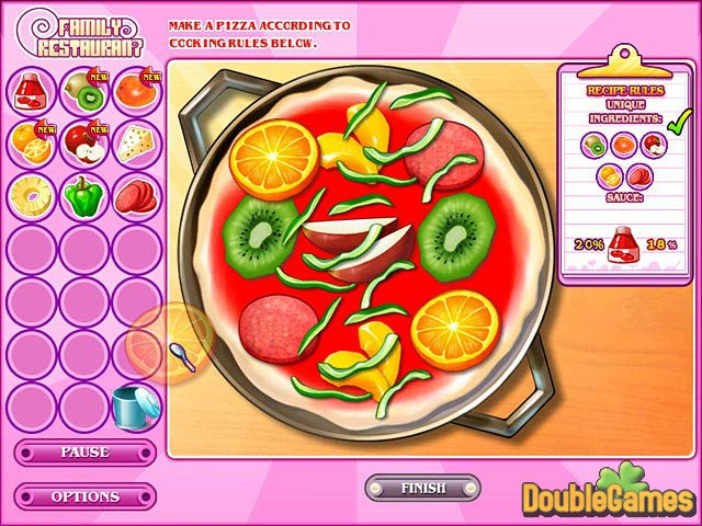 Family restaurant game download for pc.