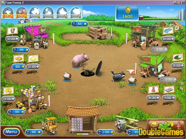 Farm Frenzy 2 Game Download for PC