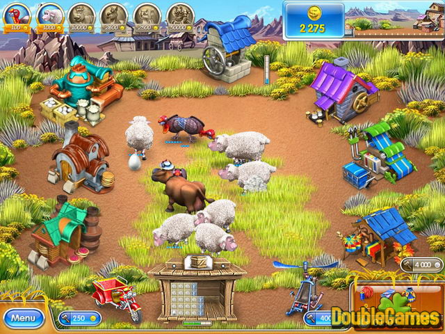 Farm Frenzy 3: American Pie Game Download for PC