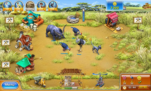 Free Download Farm Frenzy 3 game for Android