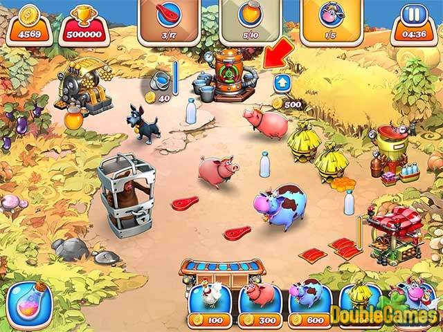 Farm Frenzy Inc  Game Download for PC