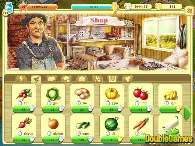 Скачать взломанную версию игры Ферма Джейн v 4.2 Мод (много денег) .