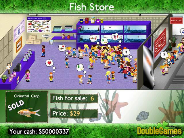 Free Download Fish Tycoon Screenshot 2