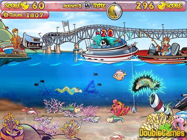 لعبة صياد السمك