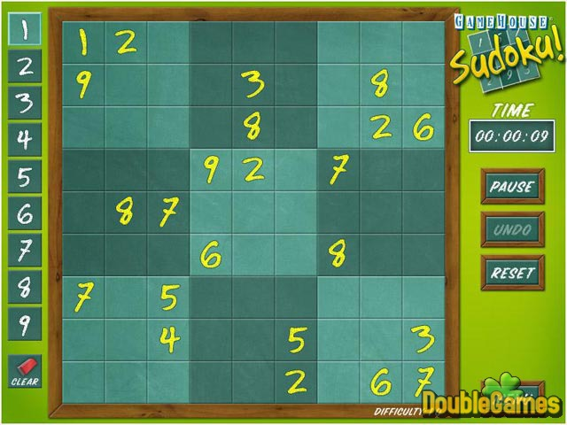 Gamehouse Sudoku Game Download for PC