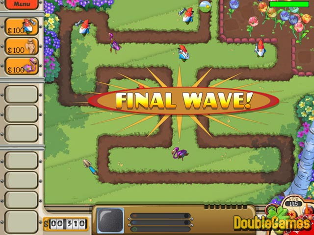 Garden Defense Game Download for PC
