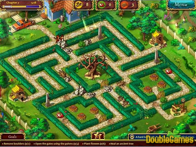 ... Free Download Gardens Inc: From Rakes To Riches Screenshot 3