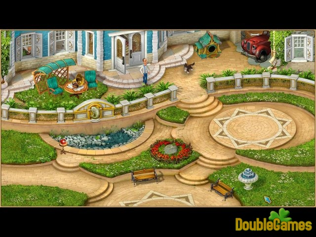 ... Free Download Gardenscapes 2: Collectoru0027s Edition Screenshot 3