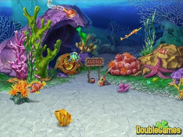... Free Download Gardenscapes U0026 Fishdom H20 Double Pack Screenshot 3