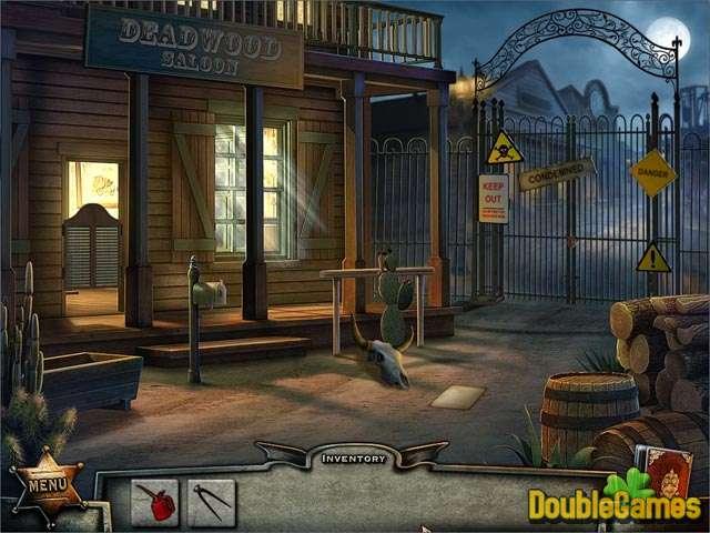 Ghost Encounters : Deadwood