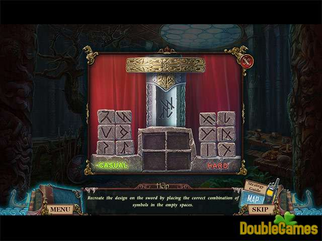 Free Download Ghosts of the Past: Bones of Meadows Town Collector's Edition Screenshot 3