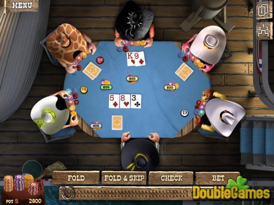 Free Download Governor of Poker 2 Premium Edition Screenshot 1
