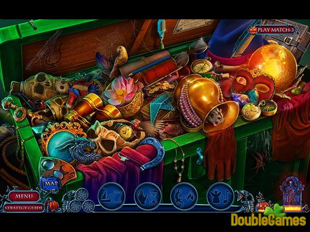 Free Download Halloween Chronicles: Evil Behind a Mask Collector's Edition Screenshot 2