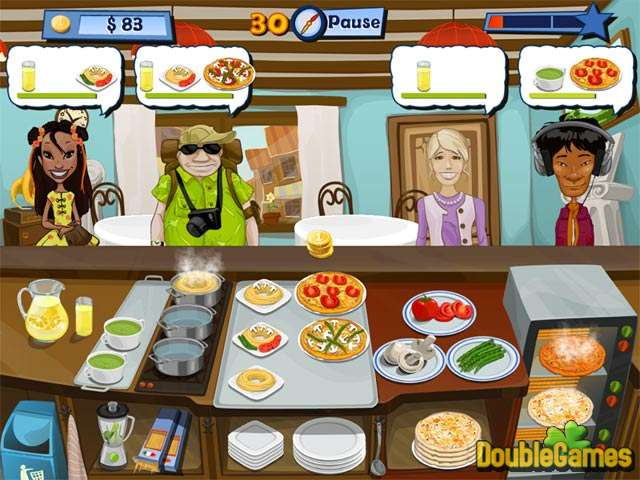 Free Download Happy Chef 2 Screenshot 3