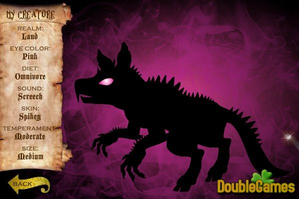 harry potter creature creator online game