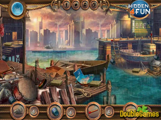 Free Download Haunted Harbor Screenshot 2