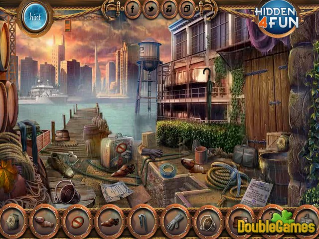 Free Download Haunted Harbor Screenshot 3