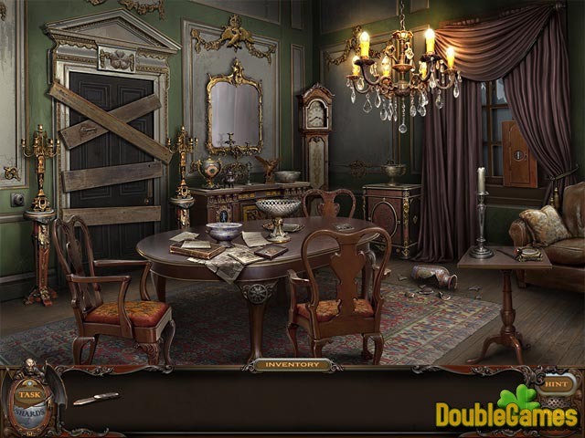 Free Download Haunted Manor: Lord of Mirrors Screenshot 1