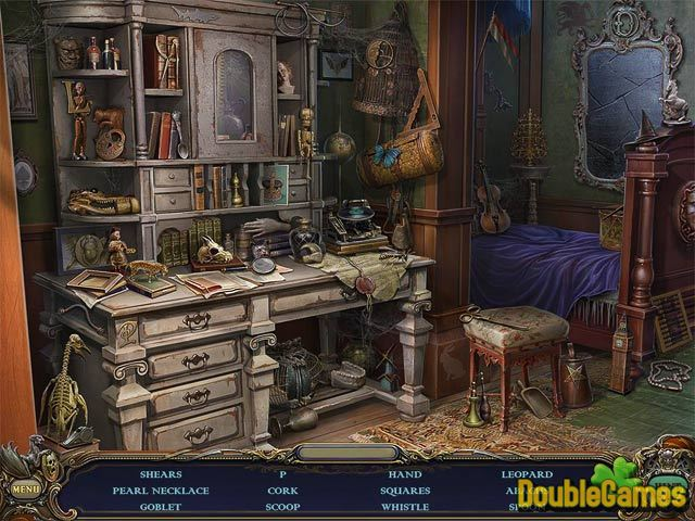 Free Download Haunted Manor: Queen of Death Collector's Edition Screenshot 1