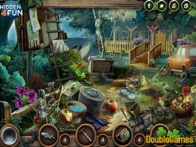 Free Download Haunted Valley Screenshot 1