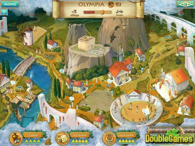 Free Download Heroes of Hellas 2: Olympia Screenshot 2