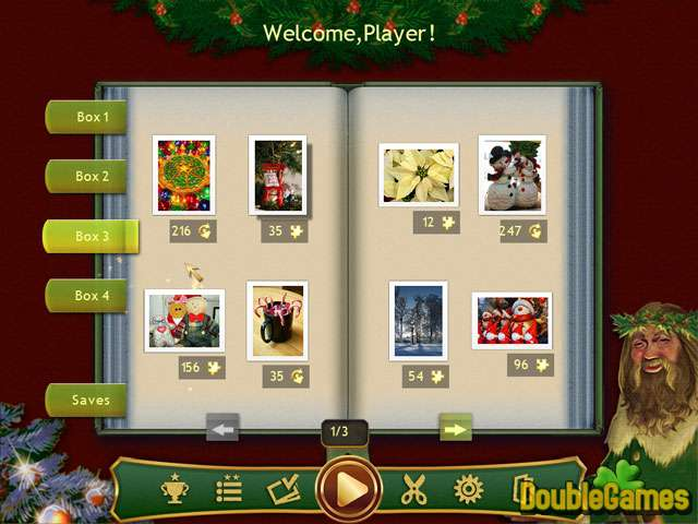 Free Download Holiday Jigsaw Christmas Screenshot 2