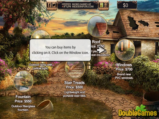 House of My Dreams Online Game