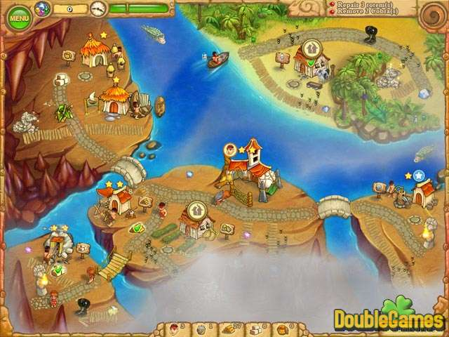Free download full version for pc: island tribe 5 game.