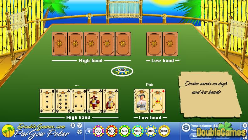 Free Download Island Pai Gow Poker, Play Island Pai Gow Poker Online