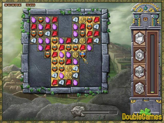 Jewel quest solitaire - джевел квест пасьянс - скачать игру.