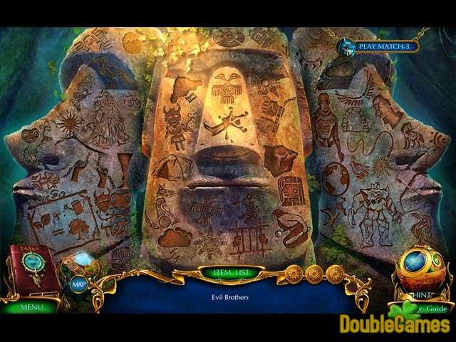 Free Download Labyrinths of the World: Secrets of Easter Island Collector's Edition Screenshot 2