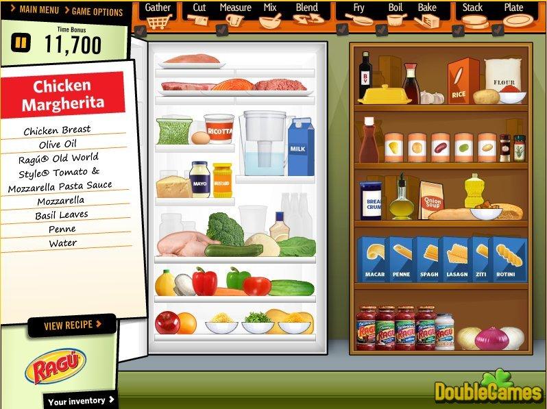 Let's Get Cooking Online Game