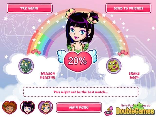 Love match games online