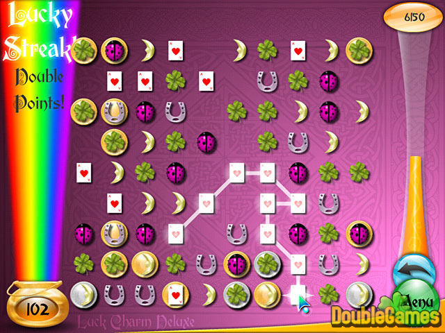 Free Download Luck Charm Deluxe Screenshot 3