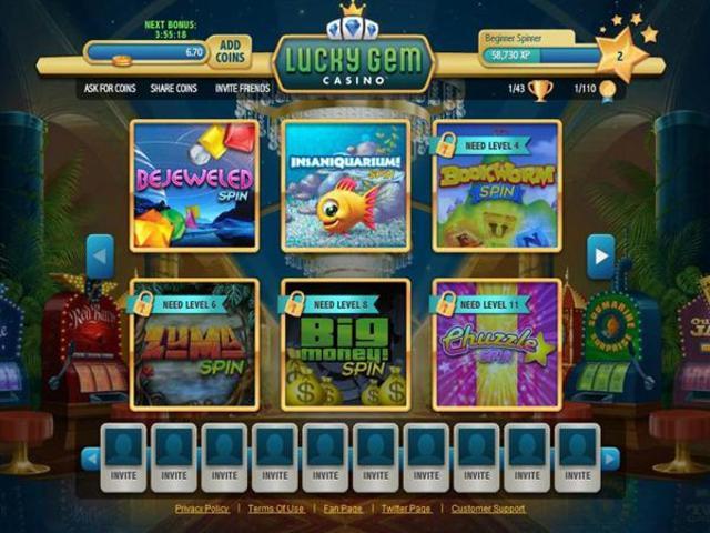 Lucky gem casino bonus collector iowa state casino