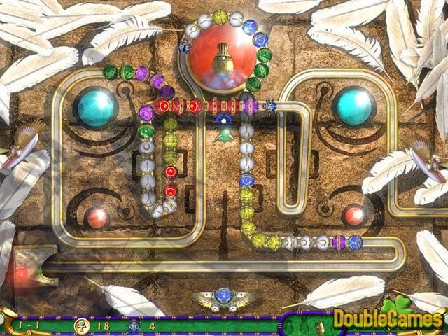 Игра Луксор 3 (Luxor 3). Скачать игру Luxor 3 бесплатно, полная.