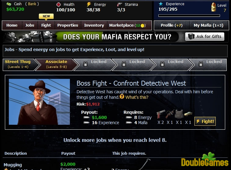 Mafia Wars Banner Free Download Mafia Wars