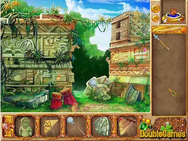Скриншот к мини игре Магическая энциклопедия. Том I. Стартовая страница ми