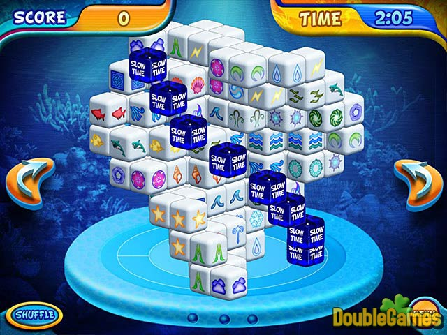 Mahjongg Dimensions Deluxe Game Download for PC and Mac